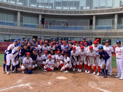 女棒亞錦賽》台灣15:0扣倒菲律賓 分組第1晉級複賽