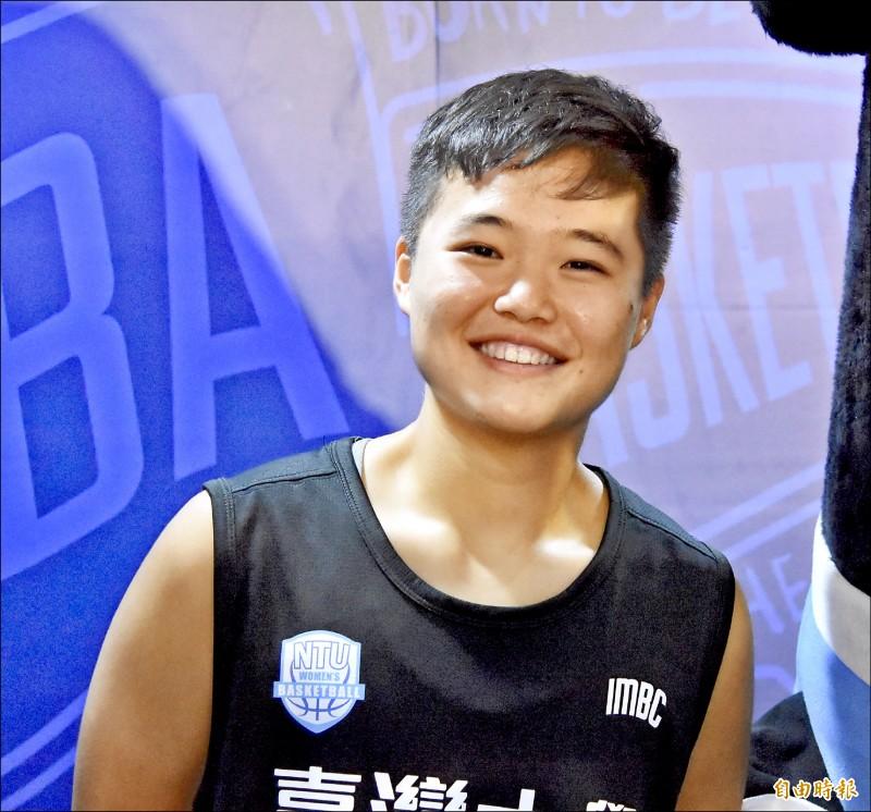 台大吳瑋茹 今年目標打進6強
