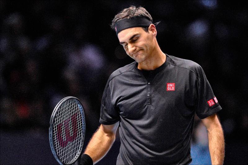 ATP年終總決賽》費爸首戰吞敗 晉4強陷困境