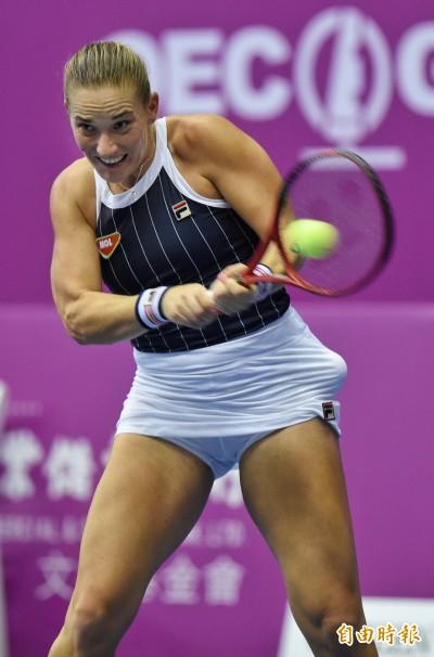 海碩盃》出征中國意外「瘦身」 芭波絲在台灣豪取11連勝