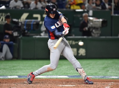 12強》美國大物開轟強壓日本! 與台灣同取複賽首勝
