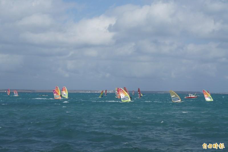 風浪板亞洲錦標賽閉幕 香港隊成為最大贏家