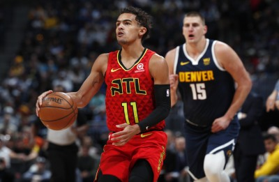 NBA》T.楊恩42分、11助攻比肩傳奇 老鷹險勝金塊止連敗