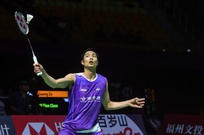 香港賽》三局天!周天成化解3賽末點 逆轉卡夏普驚險晉級8強
