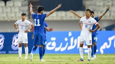 世足資格賽》被狂進9球...台灣慘遭科威特血洗