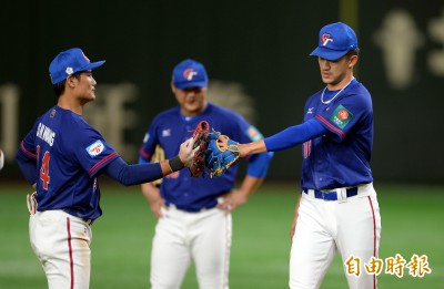 12強》台灣隊爭東奧門票唯一希望 需靠墨、日卡韓