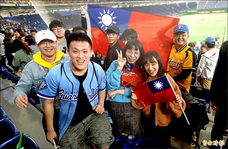 12強賽》拚贏最後一戰 謝謝台灣隊