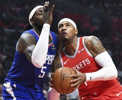 NBA》甜瓜重返球場 拓荒者「雙槍」等不及了