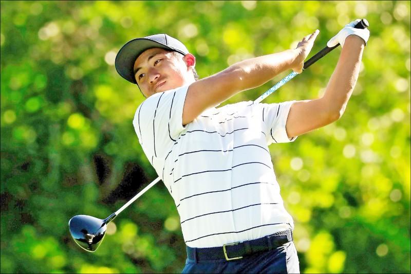 PGA瑪雅科巴菁英賽》潘政琮31名 落後9桿