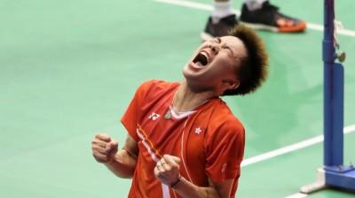 羽球》無視中國網友崩潰  BWF撰文盛讚挺港李卓耀「地主英雄」