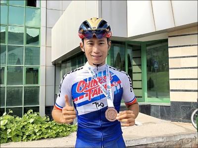自由車》取得奧運公路賽門票 馮俊凱盼讓世界看到台灣