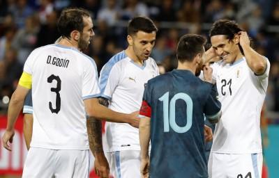 足球》烏拉圭球星嗆聲單挑 梅西回擊:隨時奉陪(影音)