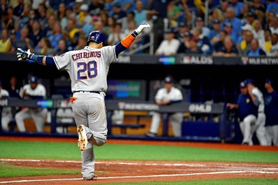 MLB》紐約大都會尋求補強 鎖定世界大賽奇兵捕手