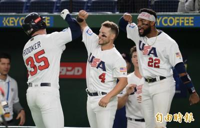 棒球》美洲8搶1奧運資格賽 分組抽籤結果出爐!