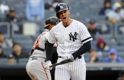 MLB》曾被視為「鐵爺」接班人 洋基鳥哥恐離隊