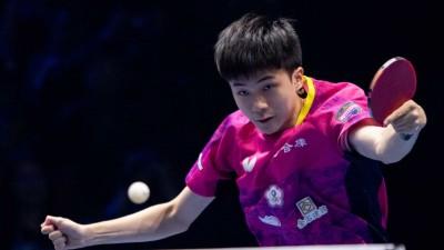 桌球》T2鑽石聯賽新加坡站明開打 林昀儒首輪再戰南韓一哥