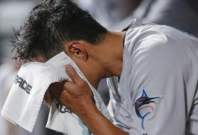 MLB》為何斷開陳偉殷 馬林魚高層出面說明