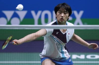 光州賽》年輕新星對決!安洗瑩直落二拍下中國女將晉8強