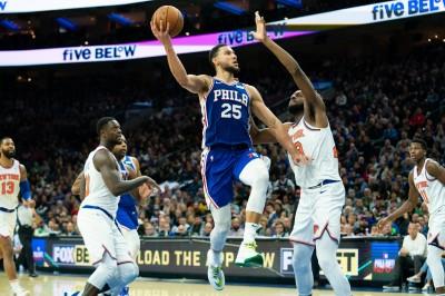 NBA》B.西蒙斯雙十還轟三分彈 七六人主場5戰不敗