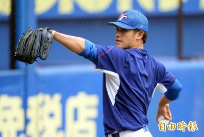 12強》「張奕在台灣隊找到新自我」 日媒:他從育成變成神