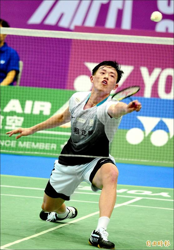 南韓光州羽球大師賽》林俊易下克上 「楊肉盧」挺進年終賽