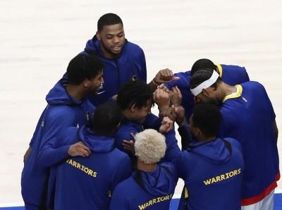 NBA》傷兵名單高達八人    美媒認為勇士本季難以翻身
