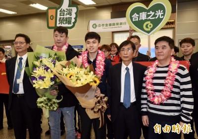 桌球》18年紀錄被林昀儒突破 蔣澎龍:「代表台灣桌壇後繼有人!」