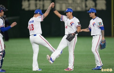 棒球》12強繳出好表現 6搶1 組、訓、賽續由中職負責