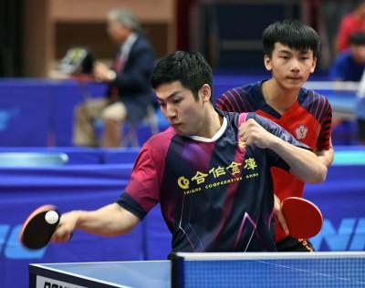 全國桌球賽》第一次合拍就上手  楊子儀/黃彥誠8連勝驚奇封王