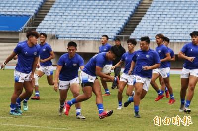 我橄 挑戰世界!「2019 U19亞洲青年橄欖球錦標賽」明起在高雄開打