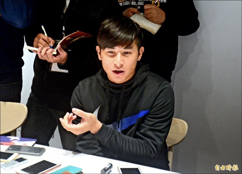 「野」球不用客氣 陳傑憲激賞U18冠軍隊