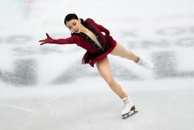 滑冰》日本「滑冰公主」發揮不佳  花滑大獎總決賽暫居最末