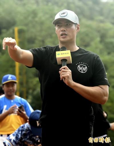 MLB》明年定位未定 陳偉殷以先發為目標準備