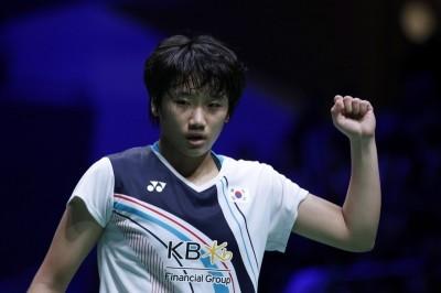羽球》從99名躍升世界第9 南韓「天才少女」安洗瑩奪年度最佳新人
