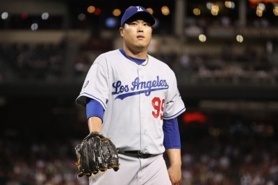 MLB》柳賢振重返道奇有望 美聯兩球隊也想搶