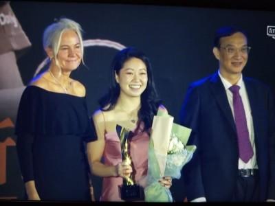 桌球》國際桌總年度突破新星 不是林昀儒是她