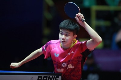 桌球》年終賽籤表出爐 林昀儒單打處女秀獻給瑞典一哥