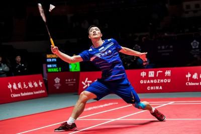 羽球年終賽》王子維收拾亞運金牌克里斯提 保住4強機會