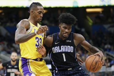NBA》過了7年仍讓魔術迷記恨 湖人「魔獸」成熟回應