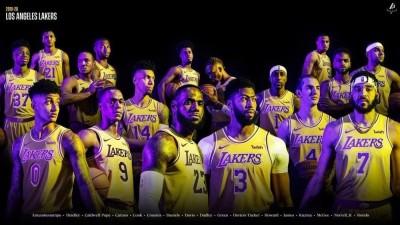 NBA》開心迎回防守悍將  「恐怖湖人」完全體即將成形