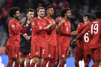 歐冠》拜仁小組賽主客雙殺衛冕亞軍 全勝晉級16強淘汰賽