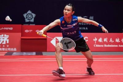 羽球年終賽》陳雨菲拍落山口茜奪分組第1 4強有望對戰戴資穎