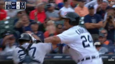 MLB》尷尬了!曾遭卡布雷拉狠揍 前洋基捕手今加盟老虎