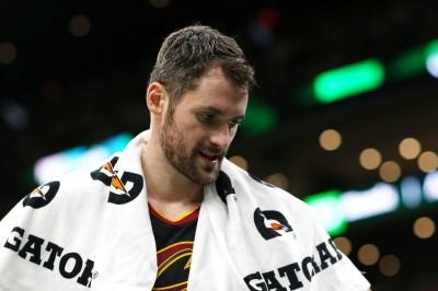 NBA》騎士兜售「愛神」碰壁 互相討價還價首輪籤