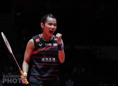 戴資穎對決陳雨菲 挑戰年終賽第3冠 今日賽事預告與轉播