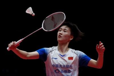 羽球年終賽》陳雨菲直落二拍下山口茜 明和戴資穎爭冠