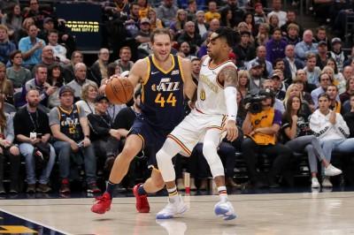 NBA》波丹諾維奇狂轟8顆三分創紀錄 率爵士賞勇士3連敗