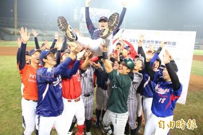 冬盟》扳倒日職紅隊  日本社會人奪隊史首冠
