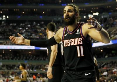 NBA》馬刺太陽之戰 誇張誤判讓記者直呼太扯(影音)