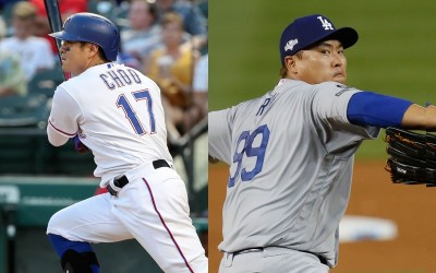 MLB》遊騎兵換來2屆塞揚王牌 南韓投打王牌合體機率低
